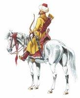 prajurit berkuda