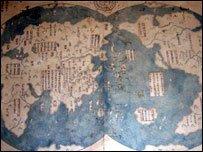peta kuno